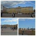 Helsinki - Place du Senat