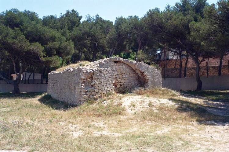 chapelle ruine