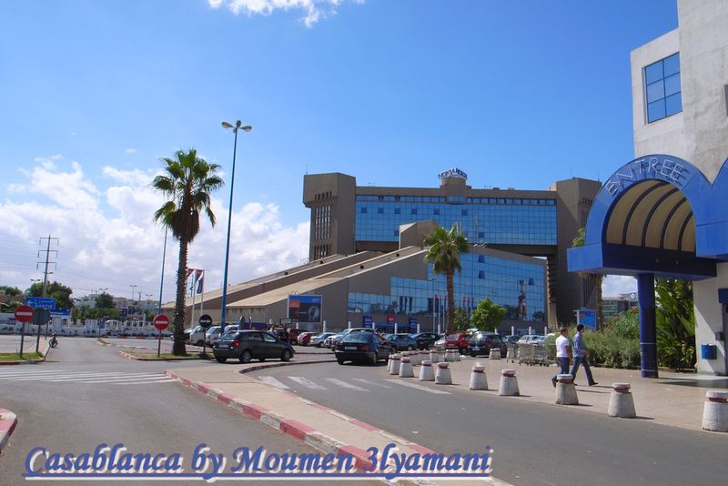 Parking Marjane & Technopark Casablanca