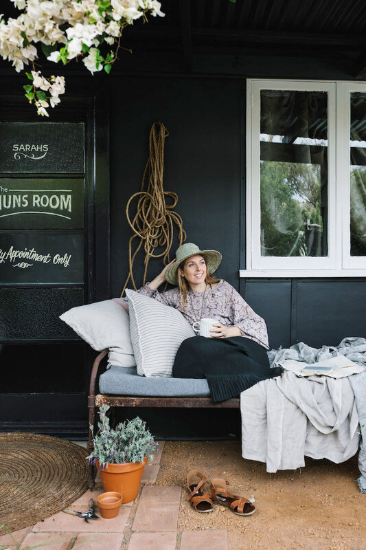01-Sarah-Andrews-at-The-Nuns-Room-an-Old-Tomato-Growers'-Shack-in-Western-Photography by Sarah Andrews hellosarahandrewsAustralia-DesignSponge