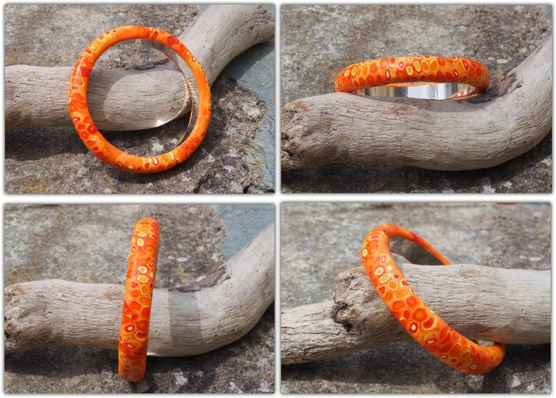 Bracelet suprême d'orange