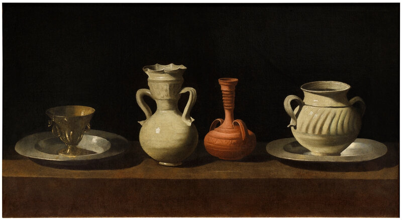 Still Life with Vessels