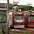 Toyotetsu City Transportation at Akaiwaguchi