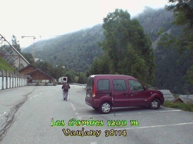 Parking téléphérique