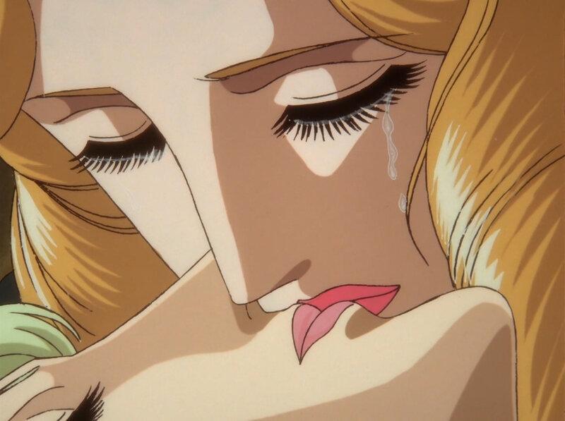 Mangas Séries Oniisama E35 Rei Le bord de mer 07
