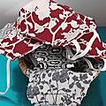 Masques en tissu - 3 ème série