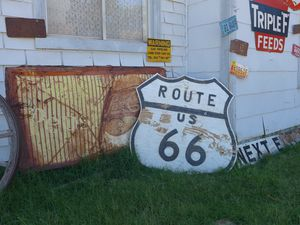 Old route 66 sign (1024x768)