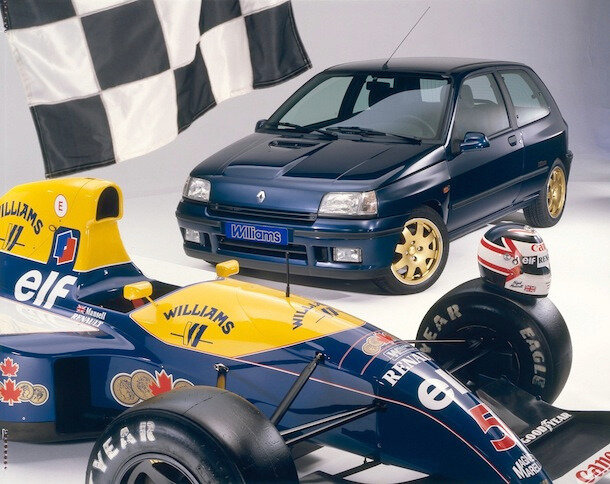 renault la french touch palmares clio williams 1