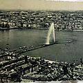 01 Suisse - Genève datée 1955