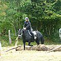 Jeux équestres manchots - parcours de pleine nature après-midi (122)