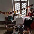 Le manoir kentwell dans le suffolk (uk) - 1er mai = tudor day !