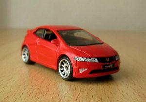 Honda civic type R -Matchbox- (1