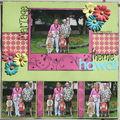 mariage theme hawai