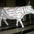 La vache de quartier