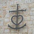 Les Saintes Marie de la Mer - Croix carmarguaise
