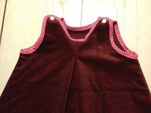 robe trapèze coeur 3