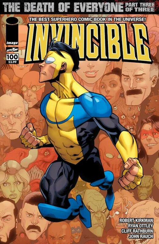invincible 100 ottley
