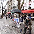 PARIS MONTMARTRE - Elodie N'SIMBA
