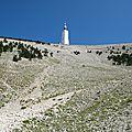Mont Ventoux, la piste (84)