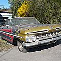 Chevrolet el camino 2door pick up 1959