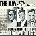 Il y a 54 ans, the day the music died