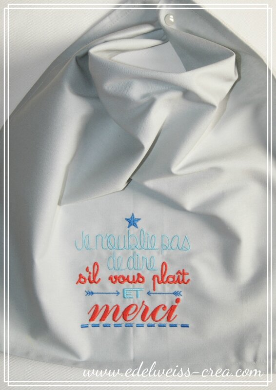 Serviette de table pression - Regles de politesse