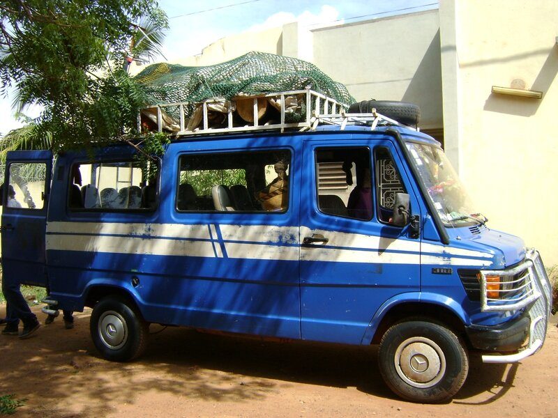 En route pour Kangaba