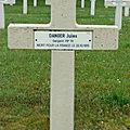 Danger jules (lye) + 22/10/1915 vitry le françois (51)