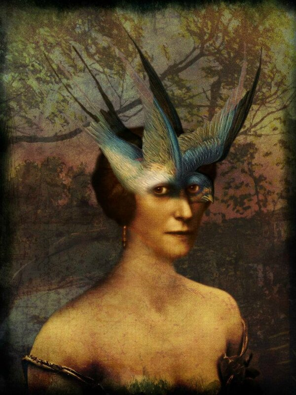 Catrin Welz-Stein - German Surrealist Graphic Designer - Tutt'Art@ (26)