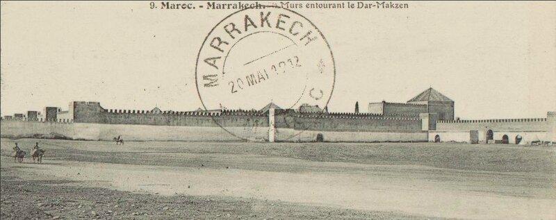 murs-dar-maghzen-michel-1912