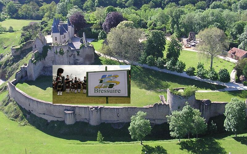 0 chateau hélico presto + panneau bressuire et pipers