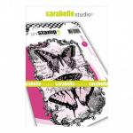 planche-tampon-cling-a6-butterflies-carabelle-studios