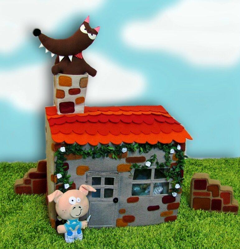 maison de brique