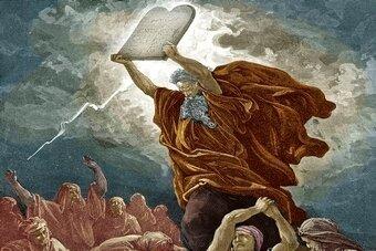 Exode - Moïse jette les Tables à terre (Copier)