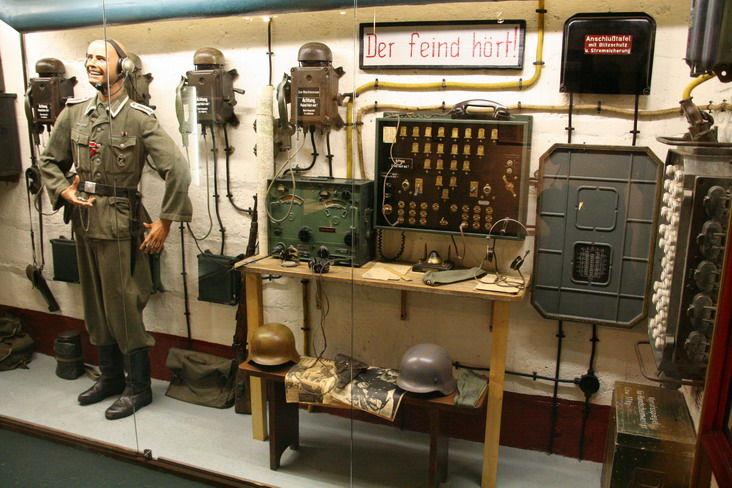 Salle des transmissions