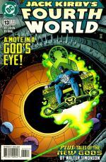 jack kirby's fourth world 13