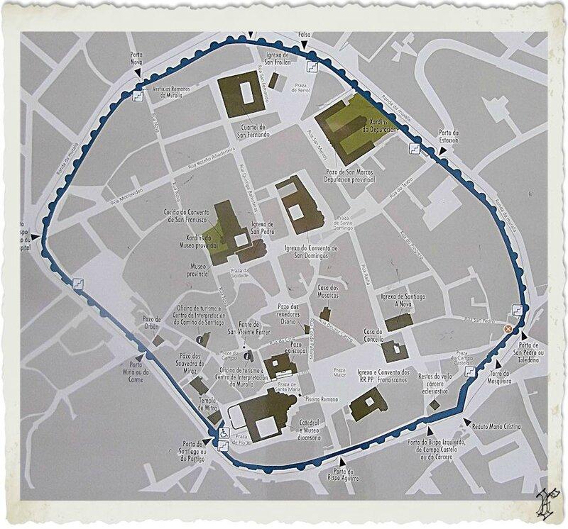 LUGO_plan vieille ville