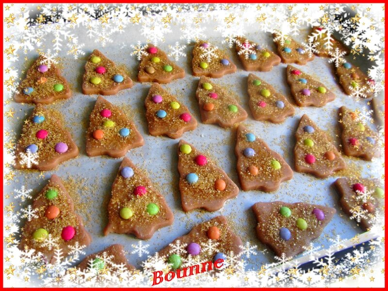 biscuits sapin cannelle 7