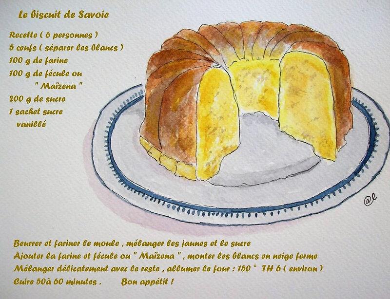gâteau et recette