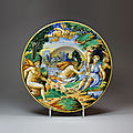 Food for thought: maiolica on view at the georgia museum of art