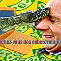 Cybercriminalité : différents modes opératoires