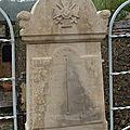 Gaudeberge félix georges jean (badecon-le-pin) + 03/10/1918 vertus (51)