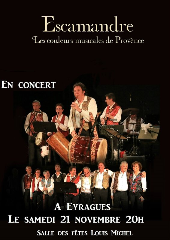 Concert Eyragues