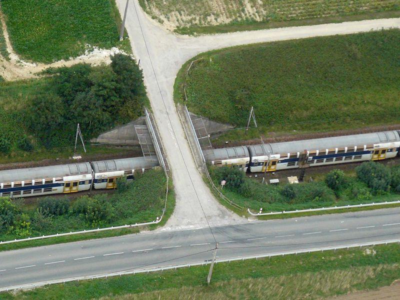 Prélude...Ben oui le petit train..ça ne vous rapelle rien ?
