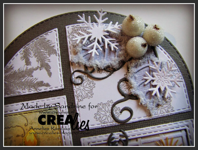 carte Merry Christmas DT CREALIES (5)