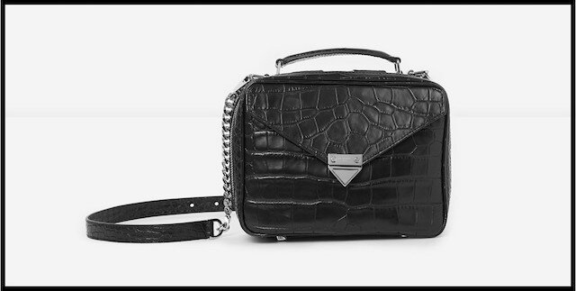 the kooples sac barbara 2 noir
