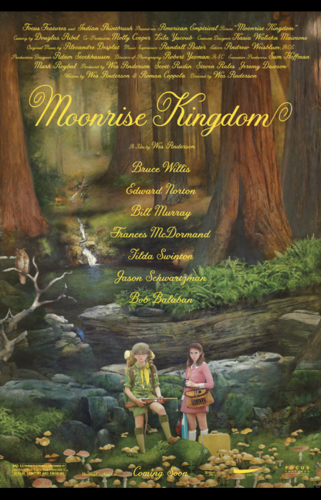 Moonrise Kingdom (7 Janvier 2013)