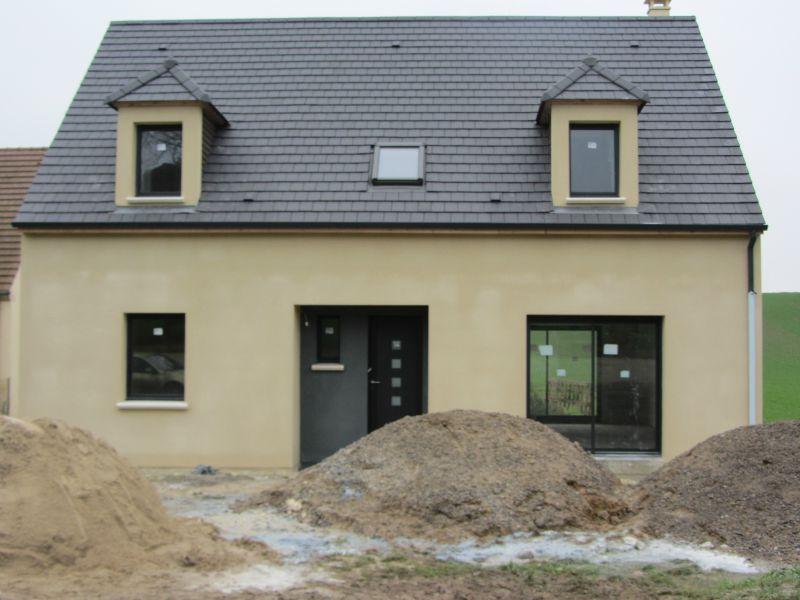 enduit fin lili oliv et leur maison. Black Bedroom Furniture Sets. Home Design Ideas