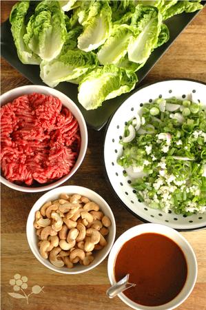 Sucrine et poêlée de viande à l'asiatique_1