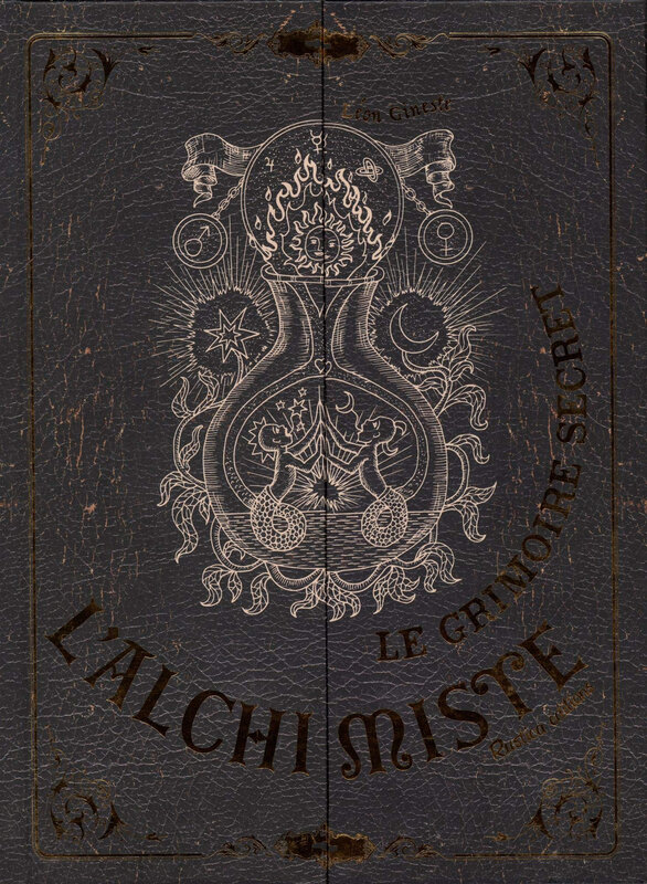 grimoire secret de l'alchimiste